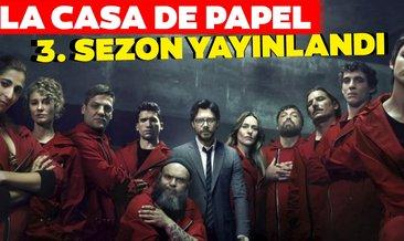 La Casa De Papel 3. sezon 1. bölüm izle seçeneğine nasıl ulaşılır? La Casa De Papel 3. sezon tamamı yayınlandı!