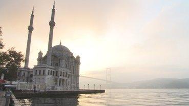 İstanbul hafta sonuna sis ile uyandı!