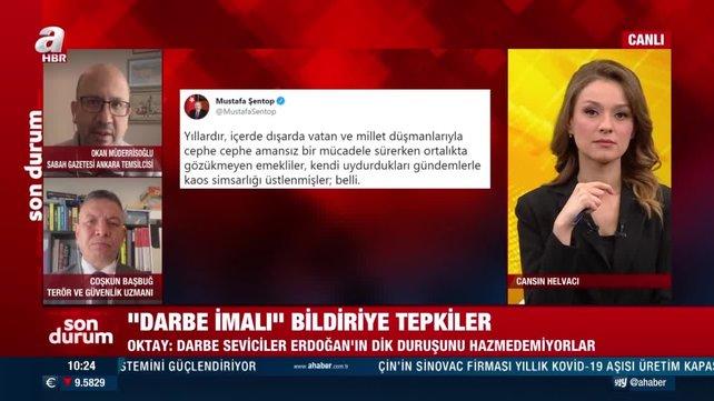 Okan Müderrisoğlu, milli iradeyi hedef alan skandal bildiriyi yorumladı   Video