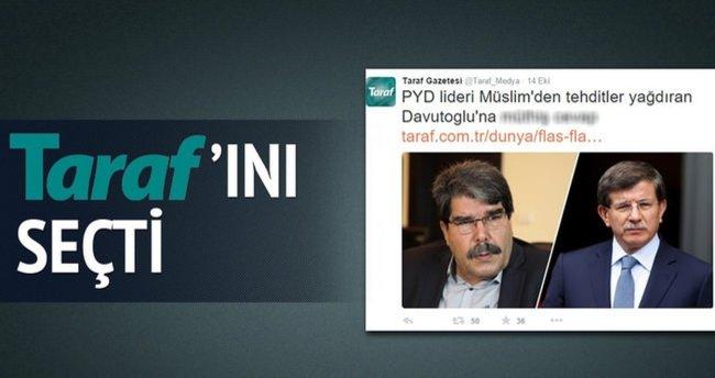 Taraf PKK'yı savundu!