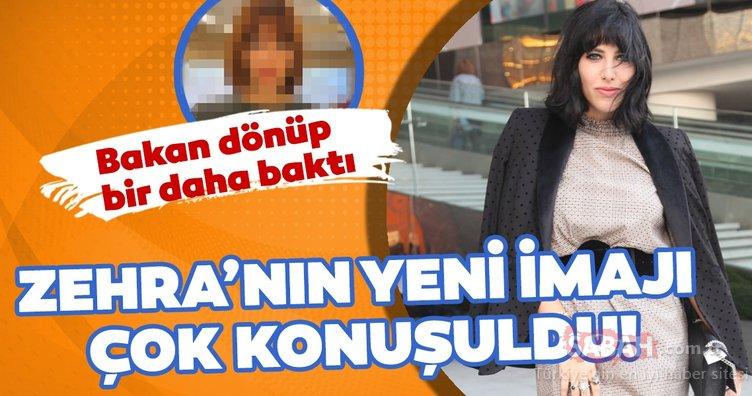 Hülya Avşar'ın kızı Zehra Çilingiroğlu'nun yeni imajı olay oldu! Bu hali bildiğiniz gibi değil!