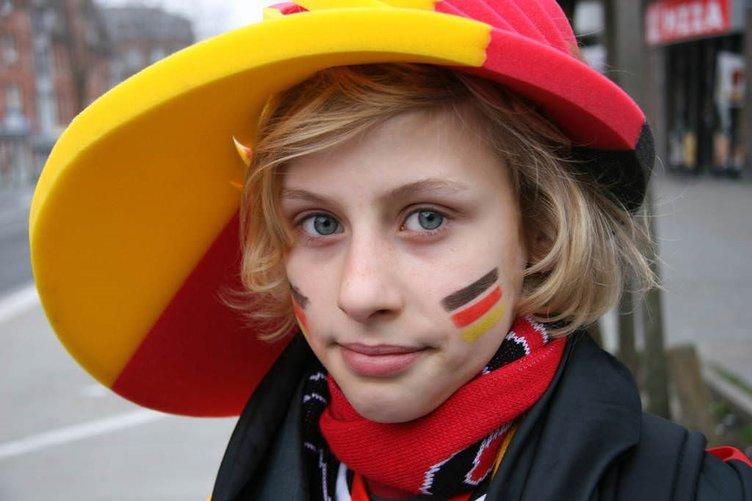 Avrupa ülkelerinin çocuk nüfus oranı