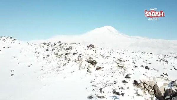 Son dakika! Eren-3 Ağrı Dağı Operasyonu'nundan ilk görüntüler... | Video