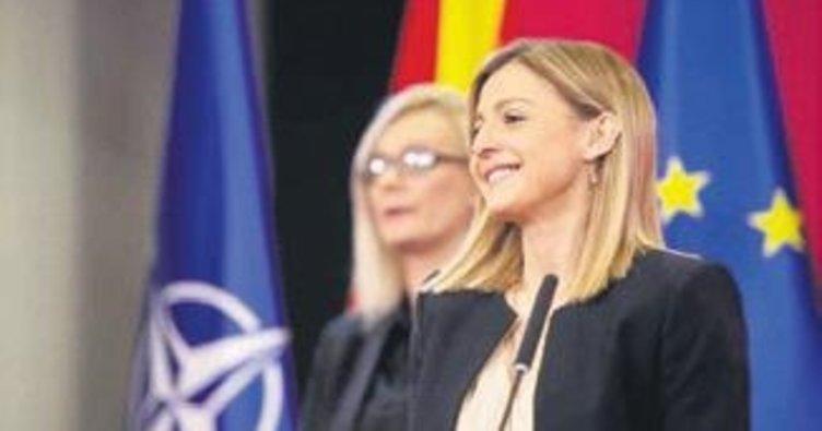 Kuzey Makedonya'dan Halkbank'a teşekkür