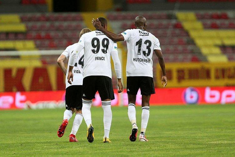 Sergen Yalçın kimlere şans verecek? İşte Beşiktaş'ın muhtemel 11'i