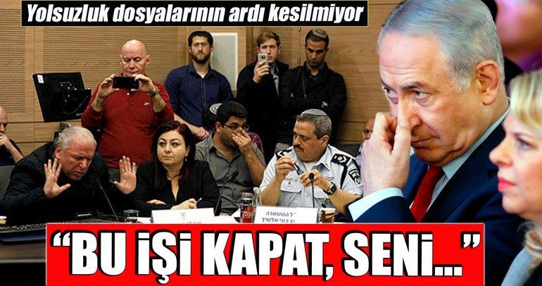 Netanyahu'nun yolsuzluk dosyaları artıyor