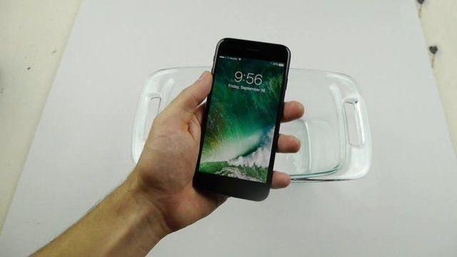 IPhone 7'yi test ettiler!