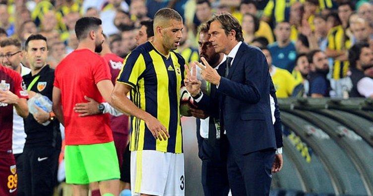 Fenerbahçe'ye eylül kasırgası
