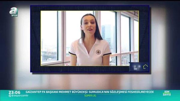 Fenerbahçeli voleybolculardan