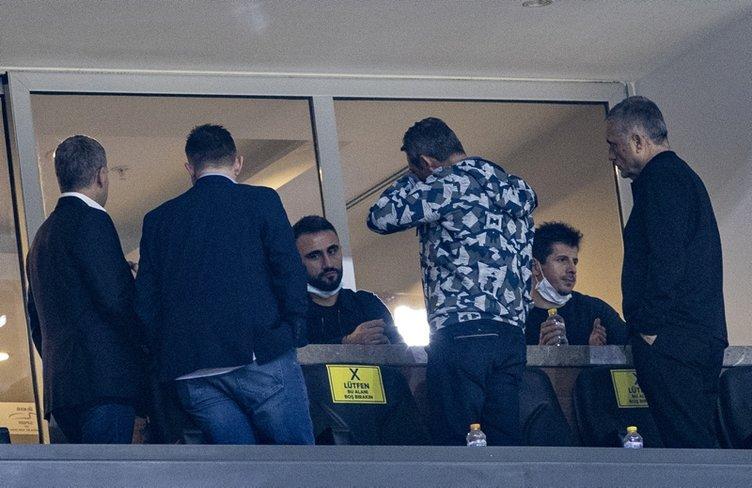 Son dakika: Fenerbahçe'de flaş karar! Caner Erkin'den sonra şimdi de...