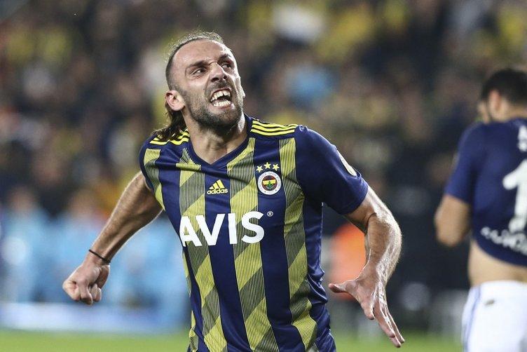 Vedat Muriqi Fenerbahçe'ye para kazandırmaya devam ediyor!