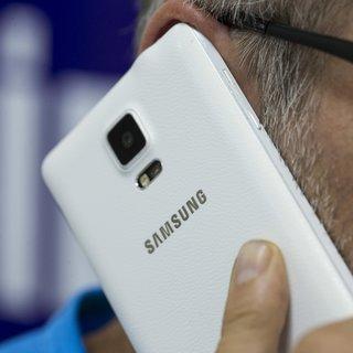 Samsung kendini yenileyen ekran patenti aldı