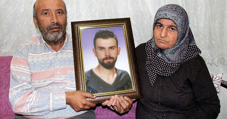 Oğulları dövülerek öldürülen anne babanın tahliye isyanı