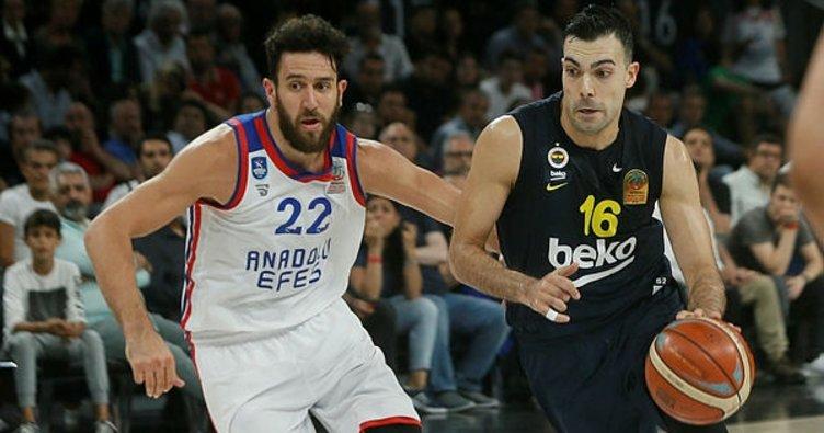 Potada final serisinde üçüncü randevu: Fenerbahçe Beko - Anadolu Efes