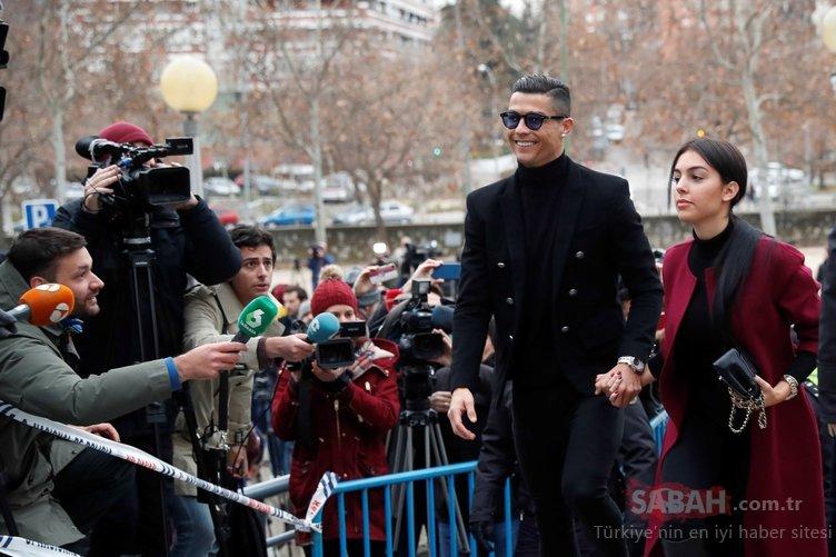 Cristiano Ronaldo'nun sevgilisi Georgina Rodriguez güzelliğiyle büyüledi! Georgina Rodriguez'in talihi nasıl döndü...