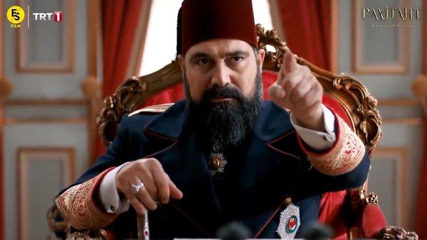 Payitaht Abdülhamid 116. Bölüm (10 Nisan 2020 Cuma) Sultan Abdülhamid hainin cezasını açıklıyor | Video