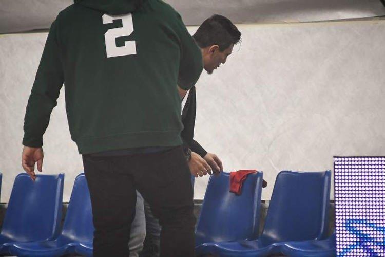 Rakip maçı bıraktı! Başkan skandal bir harekete imza attı