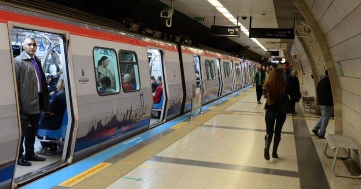 Metro çalışma ve sefer saatleri: 2020 İstanbul, Ankara, İzmir ...