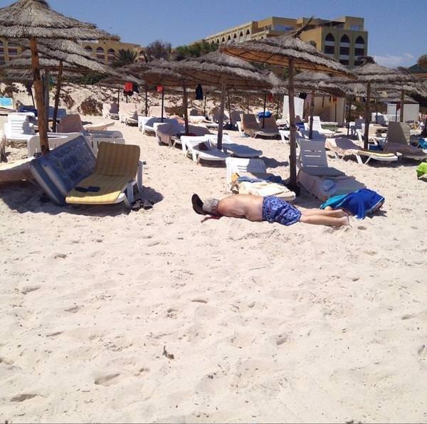 Tunus'ta iki otele saldırı