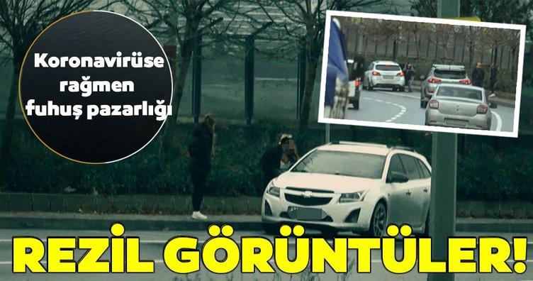 Son dakika haberleri: Koronavirüse rağmen İstanbul Sultangazi'de fuhuş pazarlığı yapıldı!