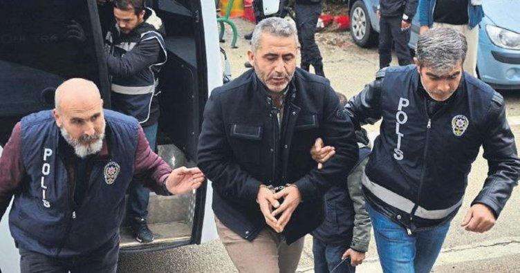 CHP'li başkan yüzünü gizledi
