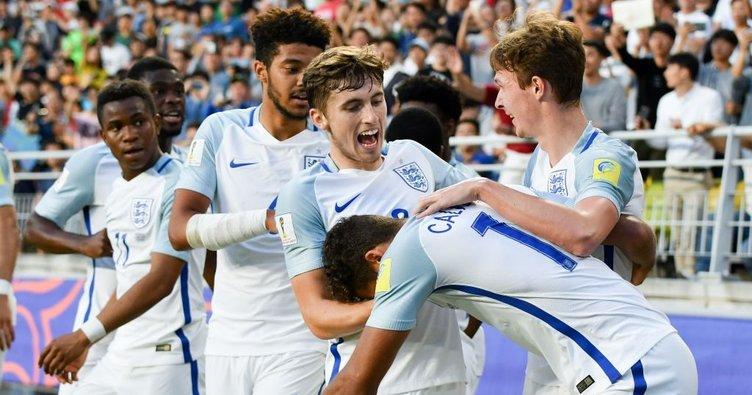 U20 Dünya şampiyonu: İngiltere!