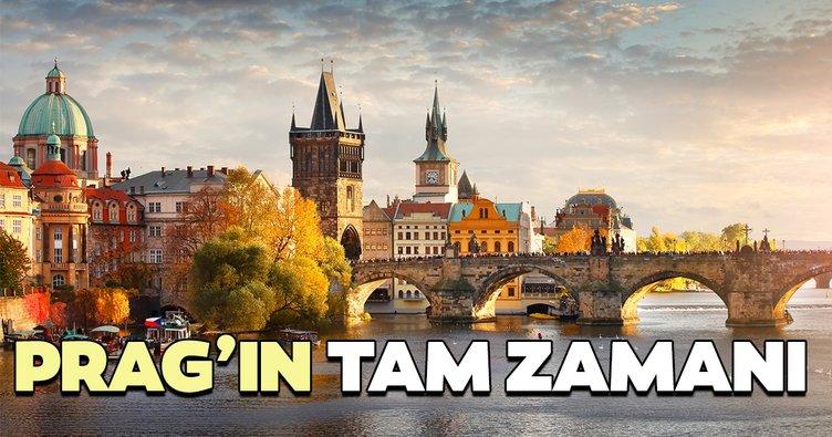 Prag'ın tam zamanı