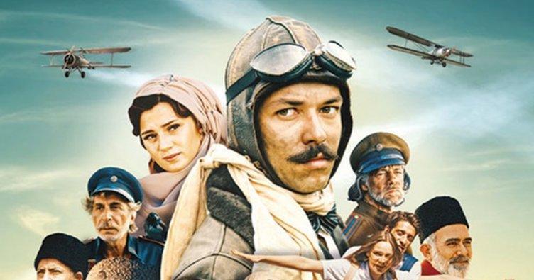 Hürkuş: Göklerdeki Kahraman filminin konusu ne? Oyuncuları kimler? Türk havacılık efsanesi Vecihi Hürkuş kimdir?