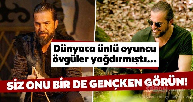 Engin Altan Düzyatan'ı siz bir de gençken görün... Dünyaca ünlü oyuncu Engin Altan Düzyatan'a övgüler yağdırmıştı...