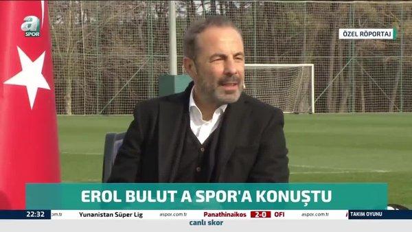 Fenerbahçe Teknik Direktörü Erol Bulut A Spor'a konuştu!