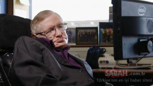 Stephen Hawking'in korkutan uyarıları tekrar gündemde! Dünyanın sonu işte böyle gelecek!