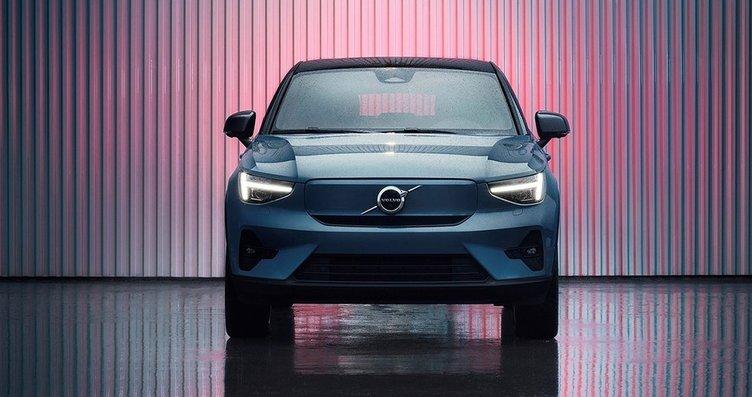 Volvo C40 Recharge tanıtıldı! Volvo'nun yeni...