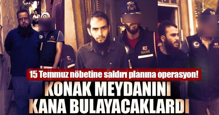 Son dakika! İzmir'de 21 DEAŞ şüphelisi yakalandı