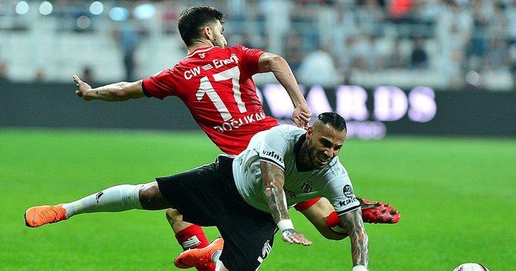 Beşiktaş tepetaklak