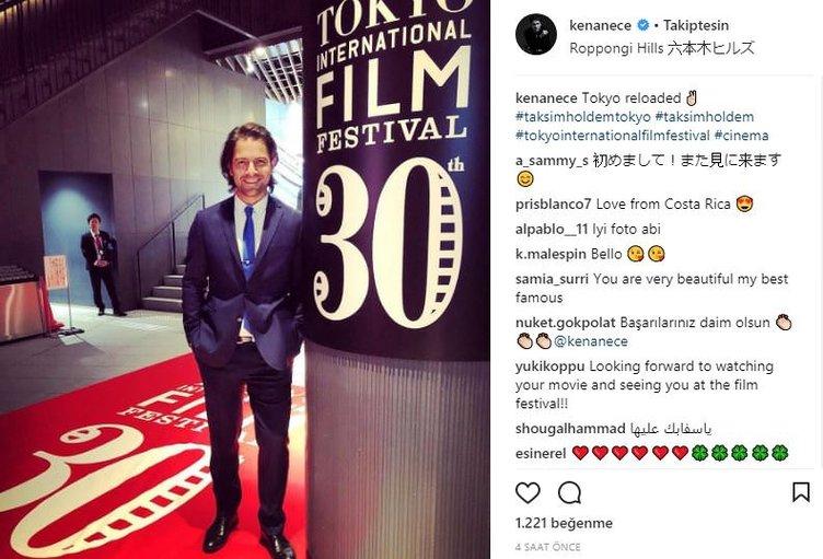 Ünlü isimlerin Instagram paylaşımları 26.10.2017