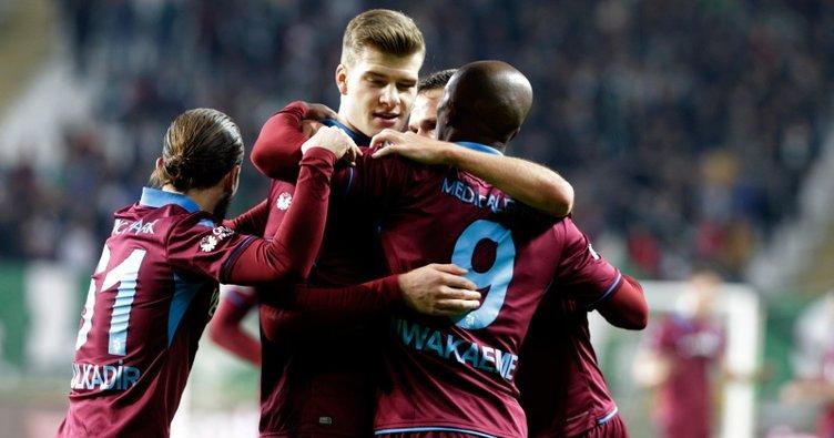 Fırtına Konya'da esti! - Konyaspor 0 - 1 Trabzonspor (MAÇ SONUCU)