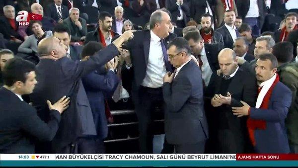 Muharrem İnce için CHP eski genel başkanları devrede! İnce yol haritasını perşembe günü açıklayacak | Video