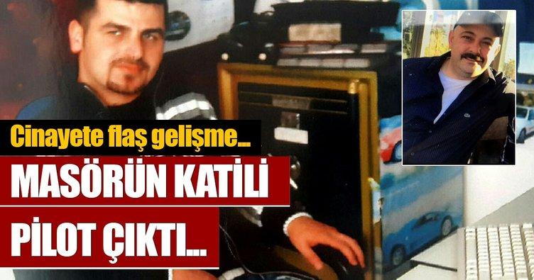 Antalya'da 10 yıl önce işlenen masör cinayeti