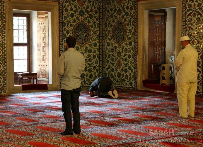 Yarın hangi camilerde Cuma namazı kılınacak? İstanbul, Ankara ve İzmir'de 29 Mayıs yarın Cuma namazı kılınacak camiler!