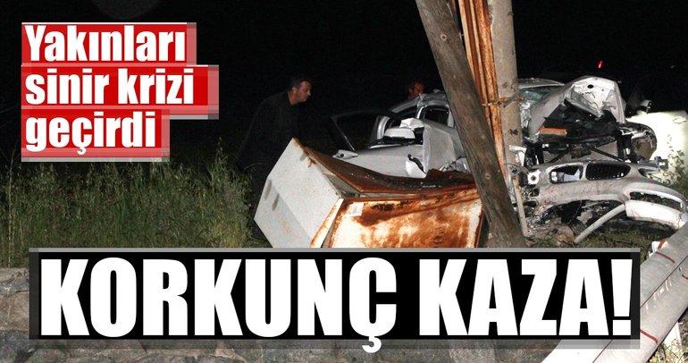 Son Dakika: Korkunç kazada hayatını kaybettiler