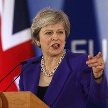 Son dakika... Theresa May'in zaferi
