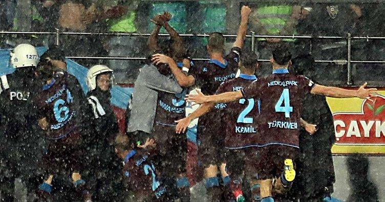 Anthony Nwakaeme'den Trabzonspor'a son dakika hediyesi