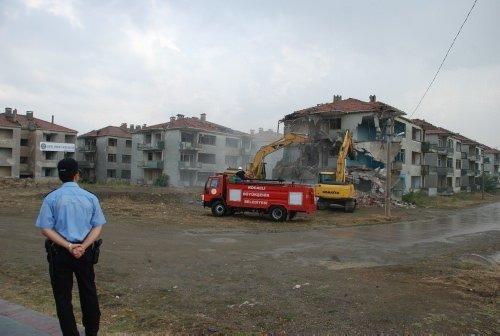 Kentsel Dönüşüm projesine start verildi