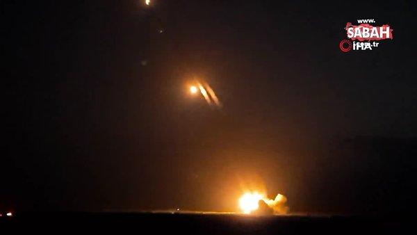 Azerbaycan, Ermeni ordusuna ait hedefleri vurmaya devam ediyor   Video