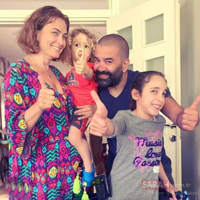 Ceyda Düvenci mutlu aile olmanın sırrını paylaştı! Ceyda Düvenci: Hepimiz evlatlarımızın masalında kahraman olacağız...