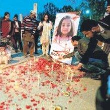 Pakistan'da seri katil öfkesi