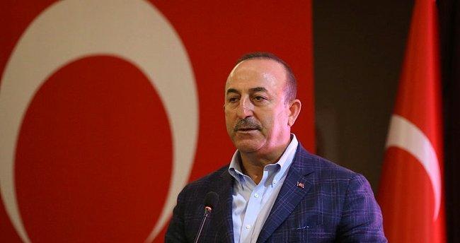 Son dakika haberi: Bakan Çavuşoğlu'ndan önemli açıklamalar...