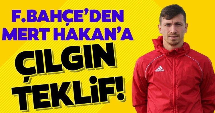 Fenerbahçe'den Mert Hakan'a çılgın teklif!