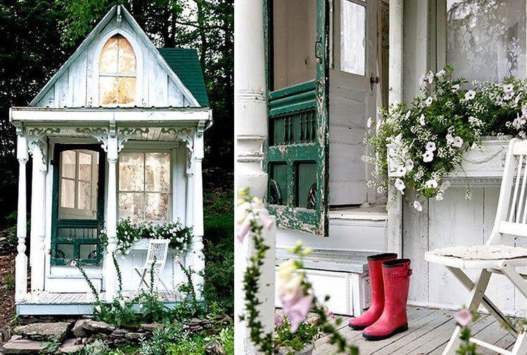 Harika küçük evler