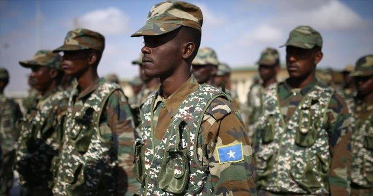 Somali ordusu, 17 Eş-Şebab militanını etkisiz hale getirdi
